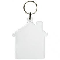 Klíčenka Combo ve tvaru domu
