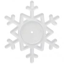 Ornament sněhové vločky Elssa