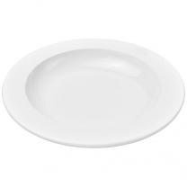 Kulatý plastový talíř Pax