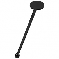 Koktejlové míchátko Vida s horní částí ve tvaru návěsti