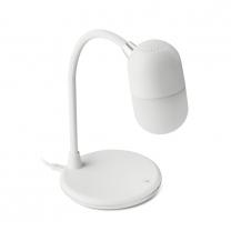 Lampa, nabíjčka a reproduktor