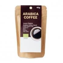 Mletá bio káva Arabica 40g