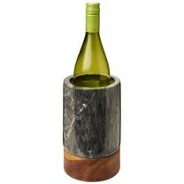 Chladič vína Harlow ze dřeva a mramoru