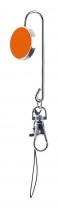 Lysia držáček na klíče