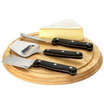 Čtyřdílná dárková sada na sýr