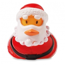 Floating Duck Santa Claus